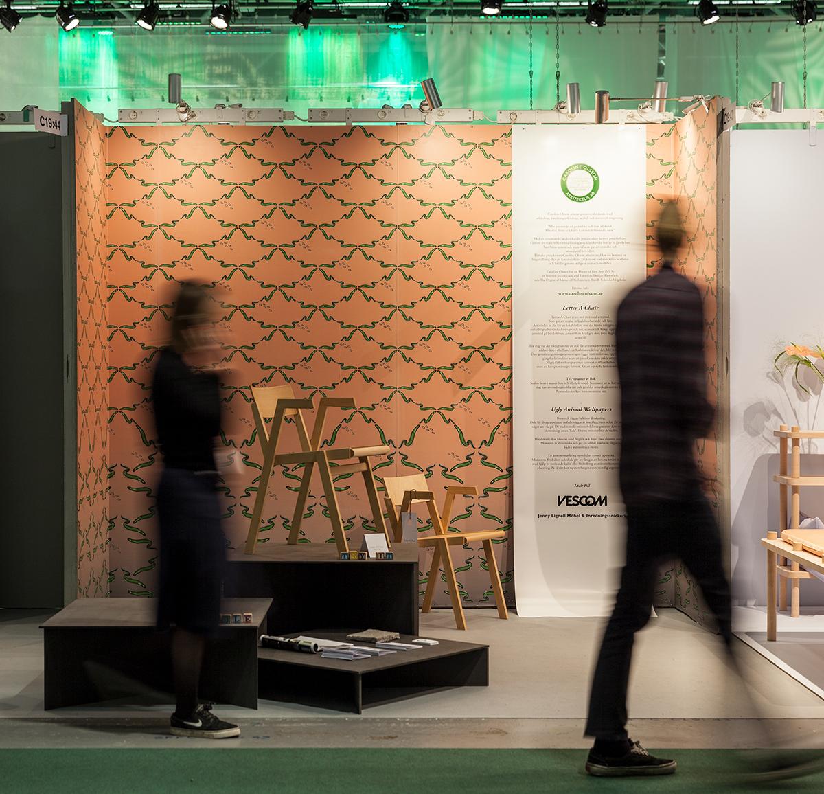 Greenhouse stockholm furniture fair 2018 caroline olsson for Chinese furniture fair 2018